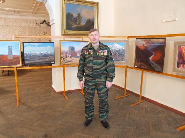 Выставка Анатолия Хомутинникова []