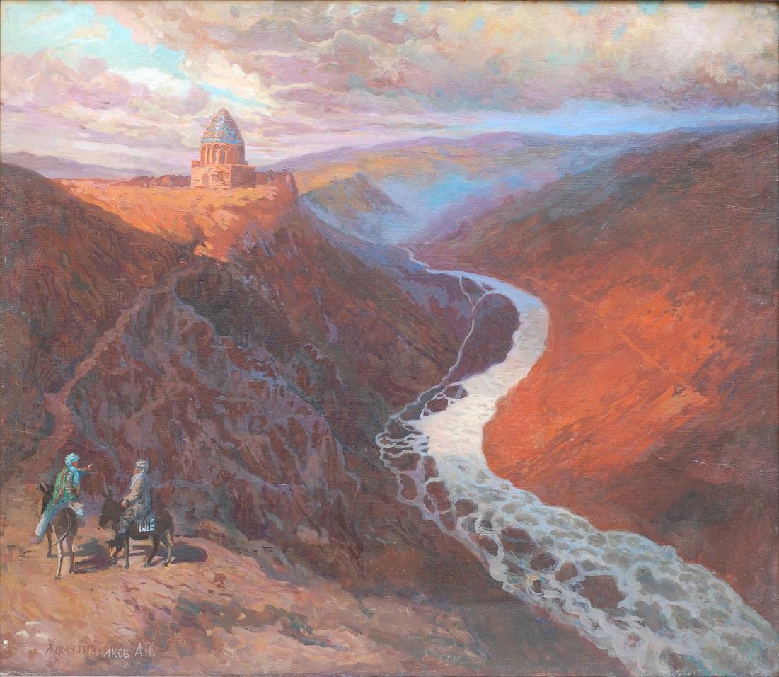Горная река []
