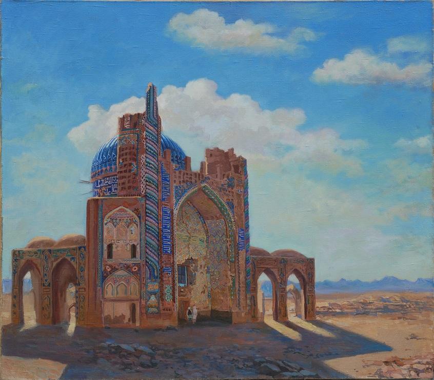 Мечеть в Балхе []