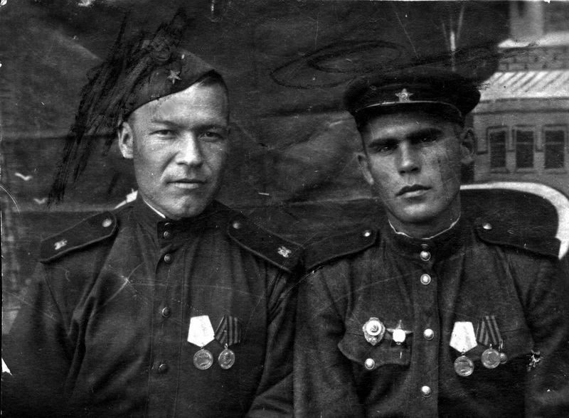 История россии в военных дневниках